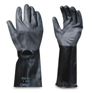 Chemical protection gloves SHOWA 874R, Size: 9