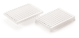 PCR trays ROTILABO<sup>&reg;</sup> 96 well, Standard, with half rack
