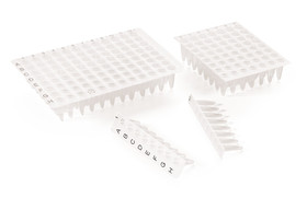 PCR trays ROTILABO<sup>&reg;</sup> 96 well with partitioning