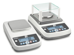 Precision balances EWJ series Calibrated ex works, 600 g