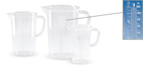 Measuring beakers, 2000 ml