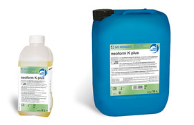 Surface disinfectant neoform K plus, Canister, 10 l