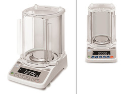 Analytical balances HR series Models with internal calibration, 0.0001 g, 252 g, HR-250AZ (W)