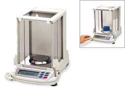 Semi-micro and analytical balances GR series, 0,00001/0,0001 g, 42 / 210 g, GR-202 (W)