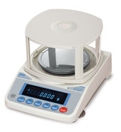 Precision balances FX series models have external calibration, 320 g, FX-300i (W)