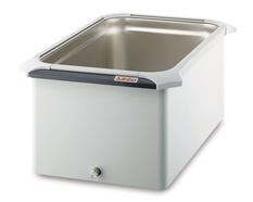 Accessories Bath tubs Made of stainless steel, 27 l, 27 l stainless steel bath tank