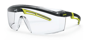 Safety spectacles astrospec 2.0, black/lime, 9164-285
