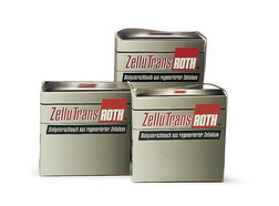 Dialysis membrane ZelluTrans/ROTH T4: MWCO 12,000–14,000, 25 mm