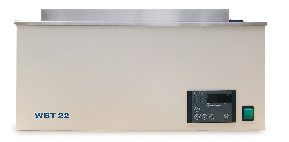 Water bath WBT series Square bath opening, 2–6 l