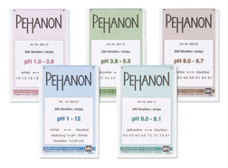 Indicatorpapier PEHANON<sup>&reg;</sup> pH 3,8 - 5,5