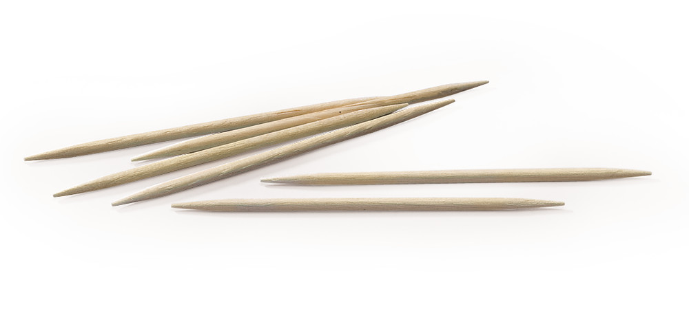 Toothpicks, 80 mm