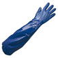 Chemical protection gloves SHOWA NSK 26, 620 mm, Size: 8 (S)