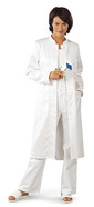 Women's lab coats 1111, Women's size: 38