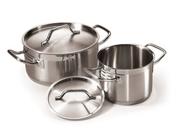 Pot Stainless steel, 9 l
