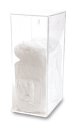 Dispensers Acrylic glass multi-dispensers for single-use protective clothing