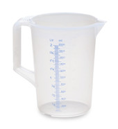 Measuring jugs, 2000 ml