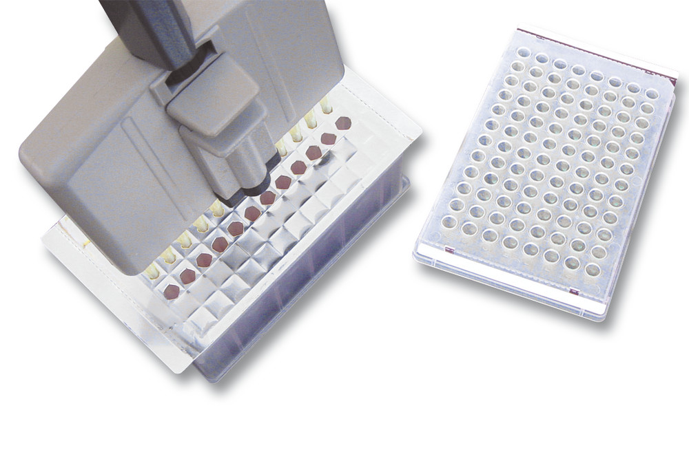 Sealing film ROTILABO<sup>&reg;</sup> for PCR trays Polypropylene, Non-sterile