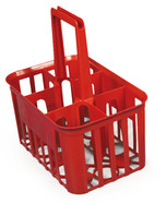 Bottle carriers, Number of compartments: 6, Outer length: 295 mm, Compartment size: 90 x 90 mm