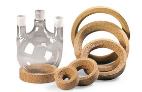 Cork rings ROTILABO<sup>&reg;</sup>, Suitable for: Flask 250-500 ml