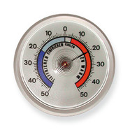 Low temperature thermometer