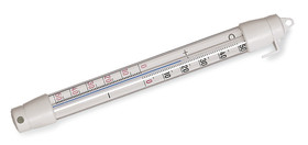 Plastic thermometer