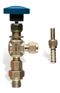 Accessories Fine control and check valve
