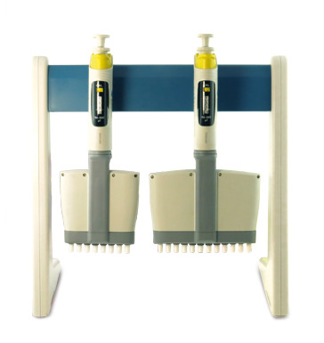 Multi-channel microlitre pipette OneTouch Pro 12-channel, 1 to 10 µl