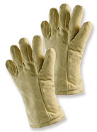 Heat-resistant gloves up to 500 °C