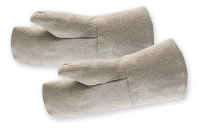 Heat-resistant gloves up to 900 °C