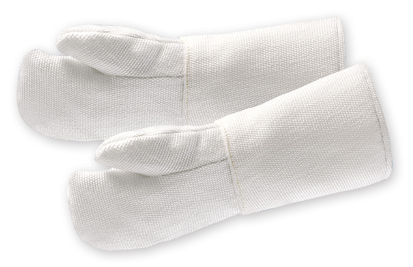 Heat-resistant gloves up to 1100 °C