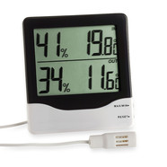 Thermohygrometer Inside/outside