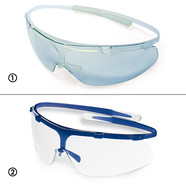 Safety spectacles super g, Blue