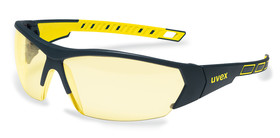 Safety spectacles i-works, Yellow, 9194-365