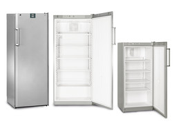 Refrigerator with circulation cooling FKUvsi series, 520 l, FKvsl 5410