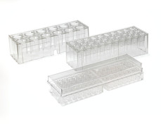 Accessories Holder for microtiter shakers, Holder for 80 (5 x 16) 1.5 ml reaction vials