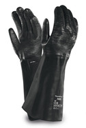 Chemical protection gloves AlphaTec<sup>&reg;</sup> 19-024 (formerly Scorpio<sup>&reg;</sup>), Size: 10