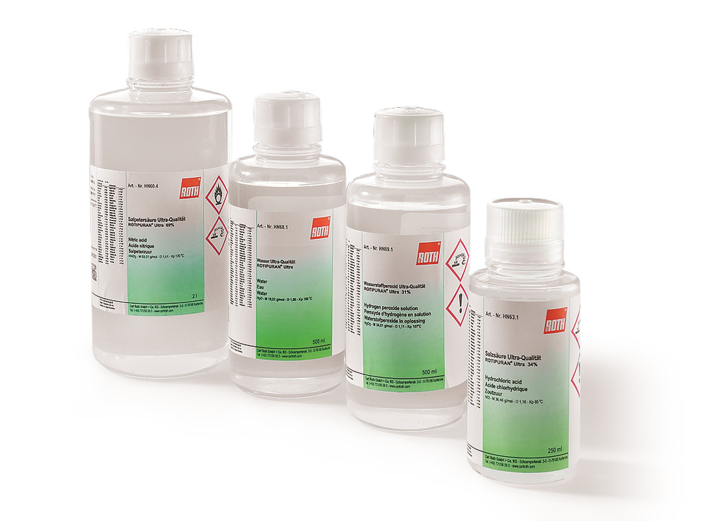 Ammonia solution Ultra-quality, 250 ml