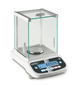Analytical balances ADJ series with internal automatic calibration, either after a change of temperature ≥2 °C or time-controlled, 210 g, ADJ 200-4 (W)