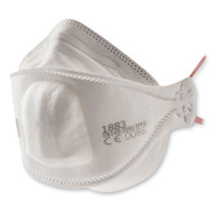 Medical particulate filter mask Aura™ 1800+ with exhalation valve