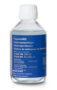 Cleaning solution Pepsin/HCl