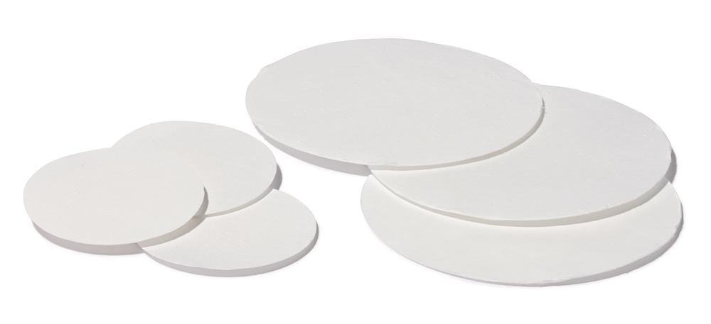 Glass fibre round filters ROTILABO<sup>&reg;</sup> Type: CR264, &#216;: 110 mm