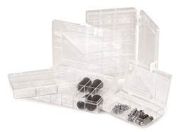 Assortment box ROTILABO<sup>&reg;</sup>, Number of compartments: 12, Compartment size: 82 x 38 mm