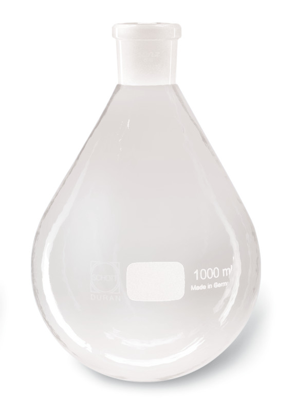 Evaporating flasks, 50 ml, 29/32