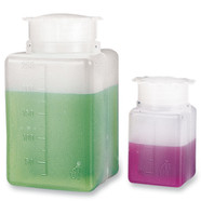 Wide mouth jars Square, 500 ml