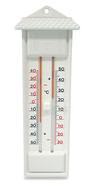 Maximum/minimum thermometer environmentally friendly, Plastic