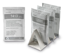 Standard conductivity 1413 µS/cm In sachets