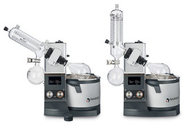 Rotary evaporators Hei-VAP Core, Vertical cooler G3, Non-coated