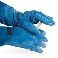 Thermal protection gloves Cryo-Gloves<sup>&reg;</sup> water-repellent with cuff, Elbow length, 485 mm, Size: L (10–10,5)