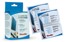 Office cleaner Cleaning wipes for TFT screens