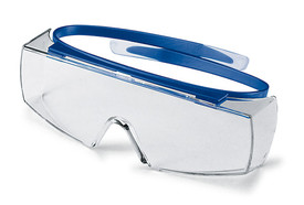 Over-spectacles super OTG, Colourless, Blue